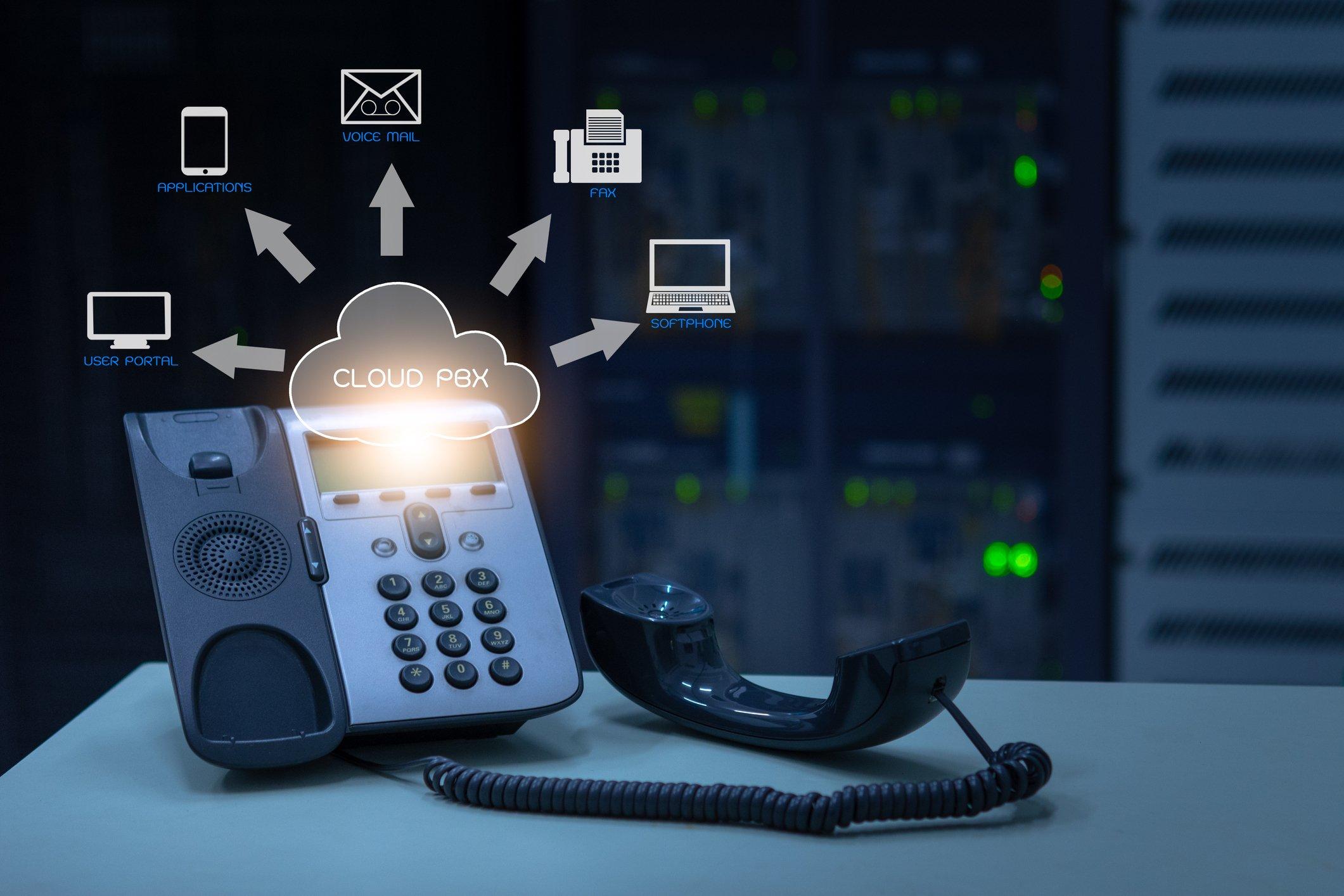 Cloud phoneline Installation Ipswich